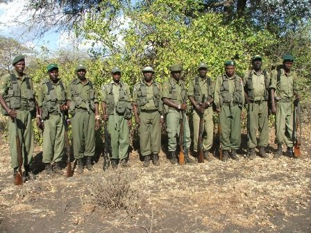 Rangers are vital in the fight to protect rhinos from illegal poaching