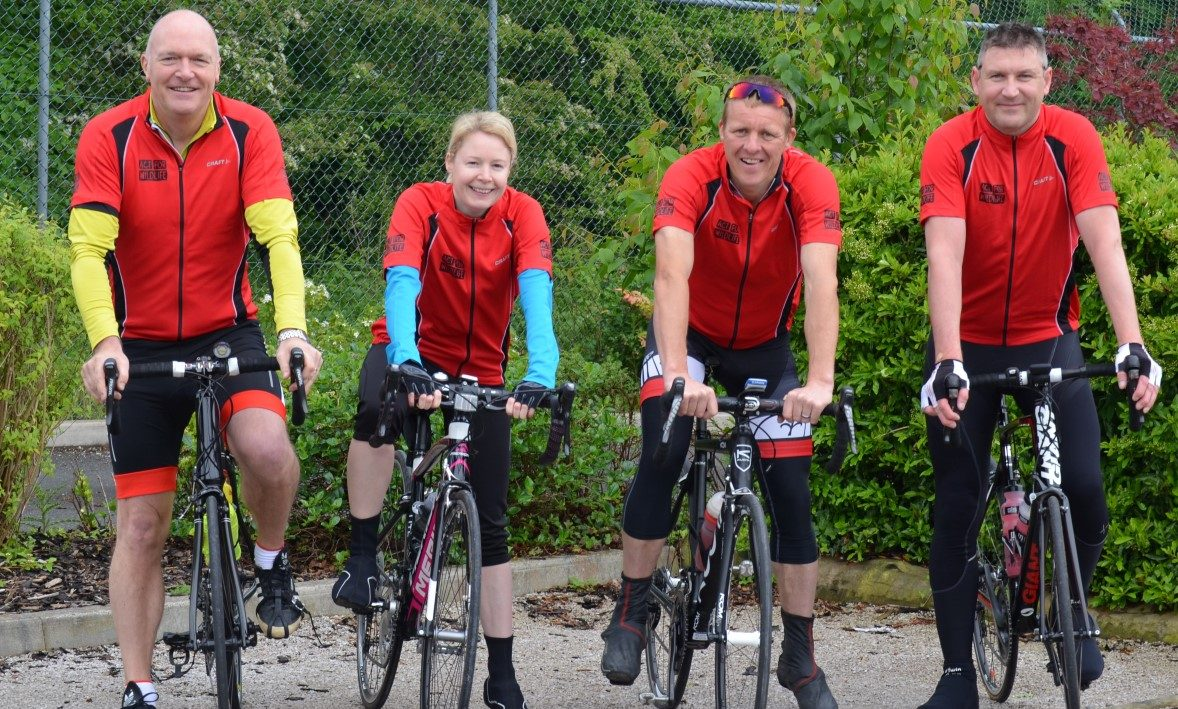 Cyclists ready to ride for wildlife