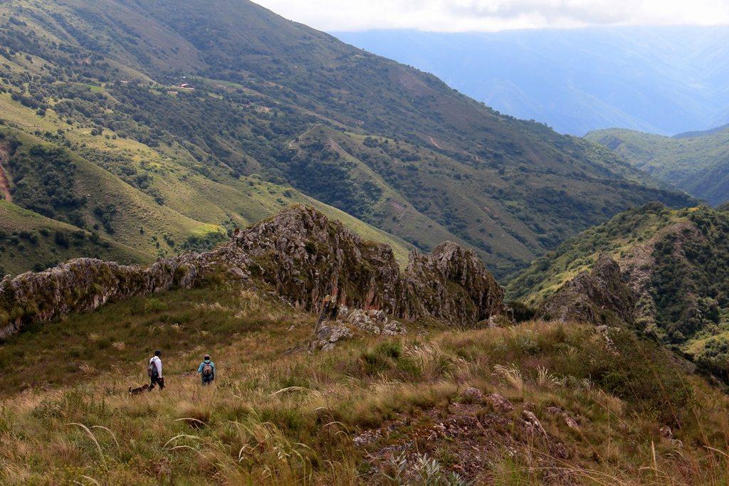 Landscape, Bolivia