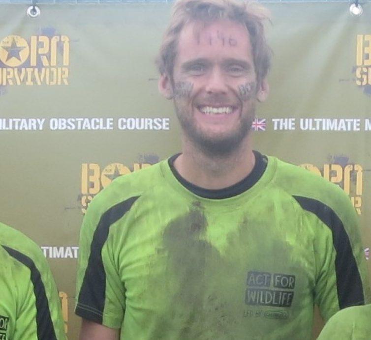 Challenge: Ian Moore Born Survivor 2016