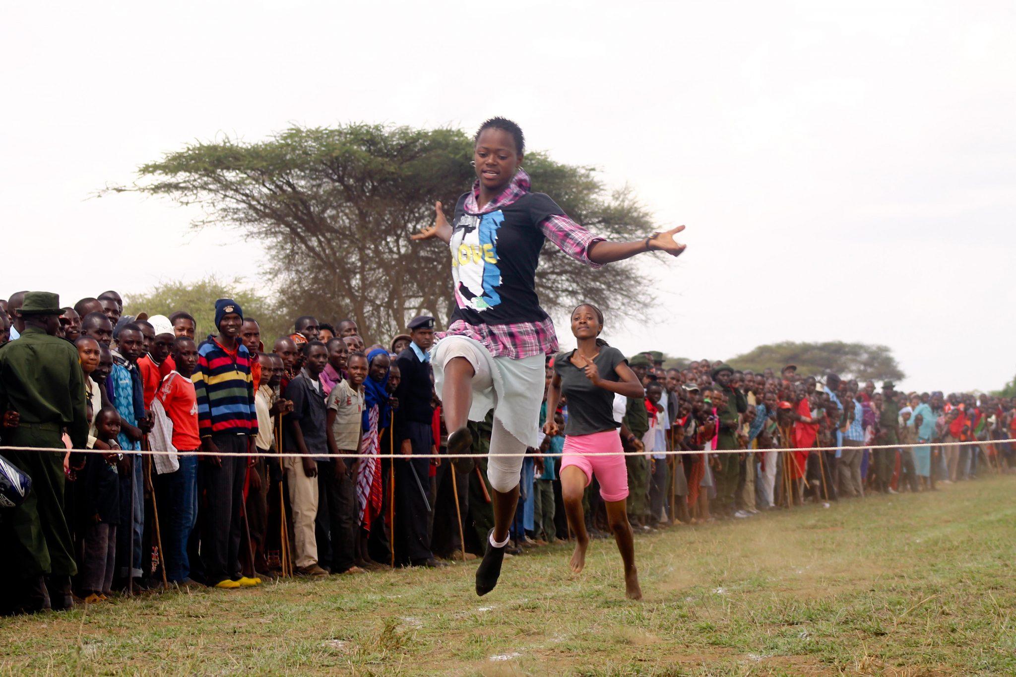 Maasai Olympics