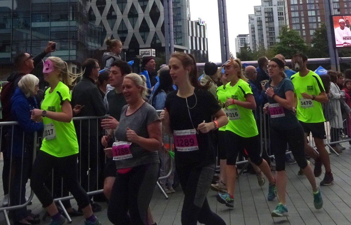Challenge: Salford 10K 03.09.17 - running
