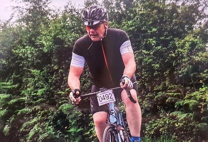 Stephen Hatton Bike Chester 2017