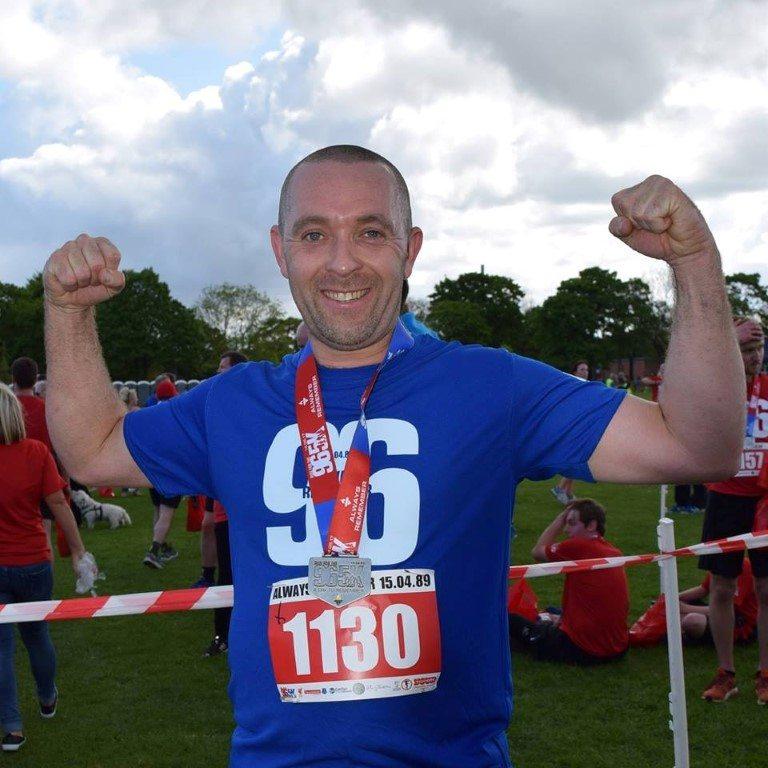 Challenge: Salford 10K Steve Chester