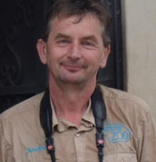 Andrew Owen, Curator of Birds, Chester Zoo
