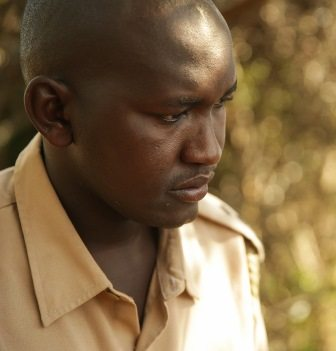 Meet Joseph Kotoke one of Big Life's rangers. Photo credit: Big Life Foundation