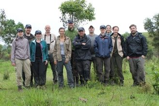 Madagascar Expedition Team - Chester Zoo