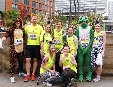 Whether you fancy a race or a bit of fun, you can do it for wildlife!