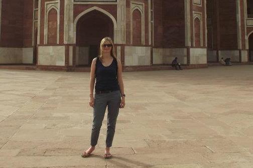 Sarah Stoner, Senior crime data analyst for TRAFFIC in South East Asia